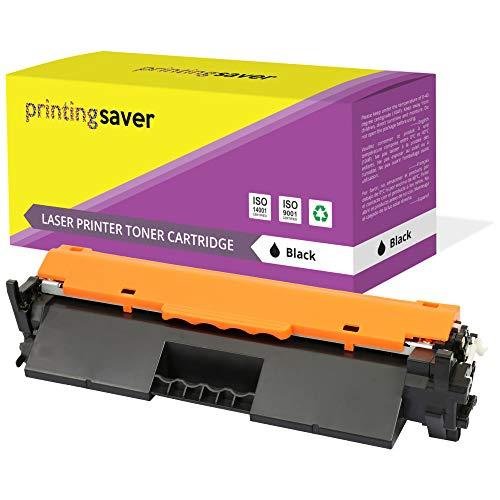 CF217A 17A Printing Saver Toner kompatibel für HP Laserjet Pro M102a, M102w, MFP M130nw, M130fn, M130fw, M130a (1.600 Seiten)