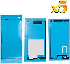 BisLinks 5 x for Sony Xperia Z1 Compact Mini LCD Screen Middle Frame Glass Panel Adhesive Replacement