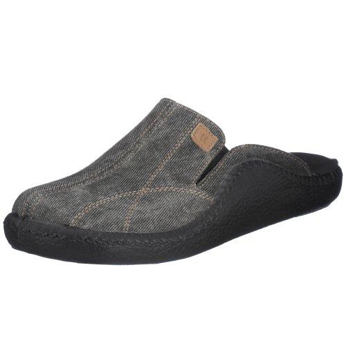 Romika Herren Mokasso 296 Pantoffeln, Braun (brazil 318), 47 EU