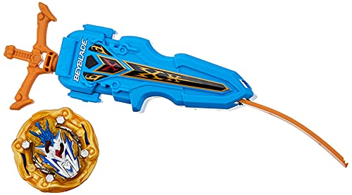 Beyblade Burst Rise Hypersphere Apocalypse Blade Set -- Right/Left-Spin Launcher with Right-Spin Battling Top Toy, Ages 8 and Up