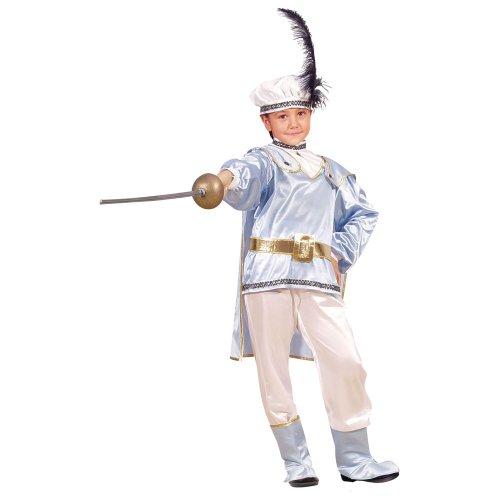 Dress up America Disfraz de Príncipe Encantador para niños