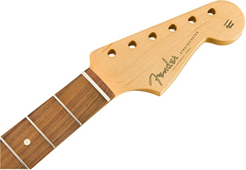 Fender Classic Series 60's Stratocaster Cuello/Neck 21 Vintage Frets (trastes), Pau Ferro