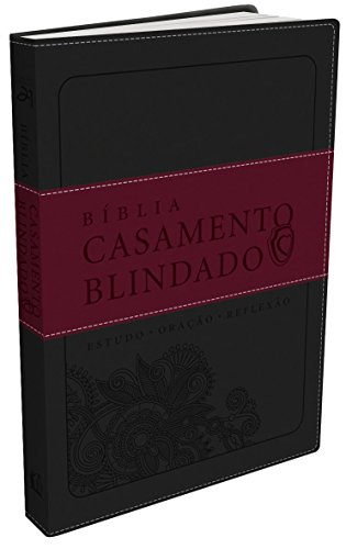 Bíblia Casamento Blindado, Almeida Século 21, Cinza