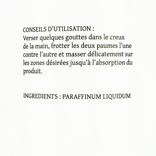 Huile de massage Neutre 1000ml Beautélive