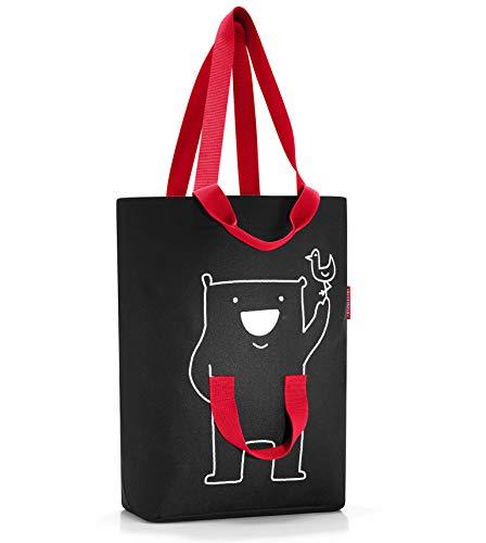 reisenthel familybag black Maße: 43 x 42 x 15 cm / Volumen: 18 l