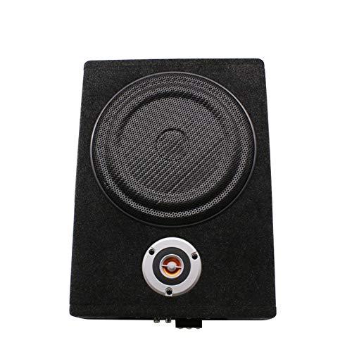 LYzpf auto subwoofer Stereo actieve audio apparatuur klein 8 inch 600W hoge energie ultradunne houten materiaal luidspreker speler