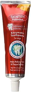 Petrodex Advanced Dental Care Enzymatic Dog Toothpaste 6.2 Oz