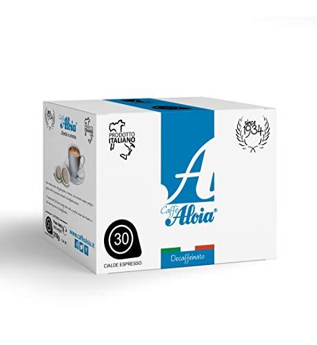 Caffè Aloia Decaffeinato Cialde - 30 pz