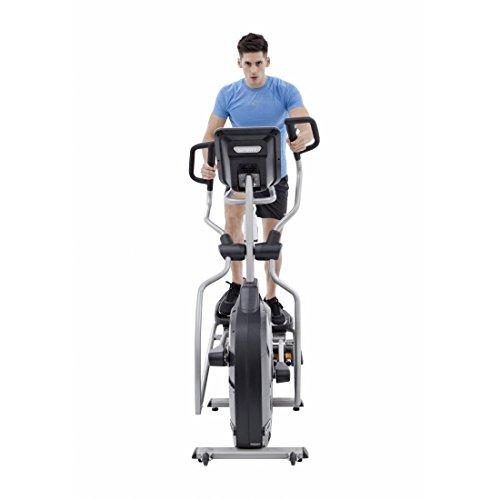 Spirit Elliptical XE 395 – Ellipsentrainer, Cross Trainer mit Hand-Puls-Sensoren, Ergometer, Cardio Fitness - 8