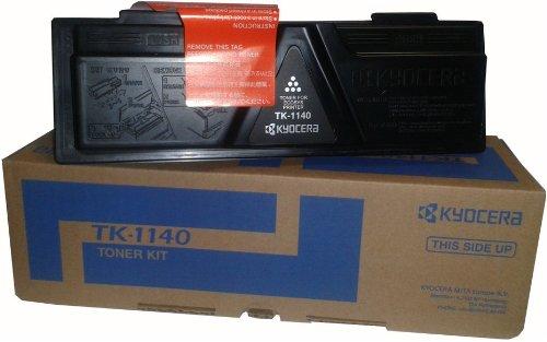 Kyocera TK-1140Toner Tonerkassette für Laserdrucker (schwarz, Laser, FS-1035MFP/DP, FS-1135MFP, Schwarz, Box)
