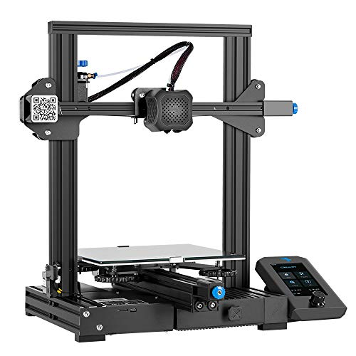 Creality Ender-3 V2 3Dプリンター 静音 印刷サイズ220x220x250mm ガラスベット 停電復帰 高精度 FDM 3D Printer 家庭用 教育用