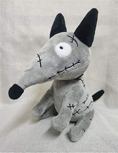 N/C Raro Tim Burton Frankenweenie 10 Plush Sparky Dog