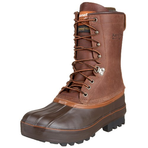"10"" Grizzly Insulated Pac Boot Brown"