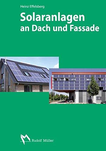 Solaranlagen an Dach und Fassade