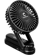 Adminer 携帯扇風機 小型 usb扇風機 折りたたみ モバイルバッテリー内蔵 超強風 3段階調節 手持ち 卓上扇風機