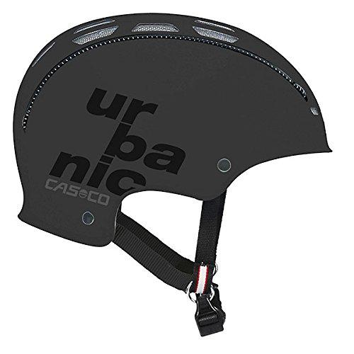 Casco Fahrradhelm 908, Unisex Erwachsene L Schwarz