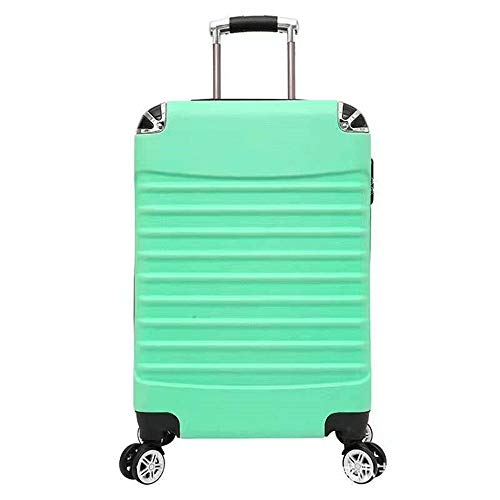Ange-Y Net red old bag angle trolley case adult suitcase universal wheel password suitcase,beautiful,atmospheric,waterproof,wear-resistant,shock-proof fashion trend trolley case