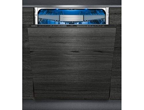 Siemens iQ700 SN778D86TE Geschirrspüler, vollständig integriert, 13 Maßgedecke, A+++, maximale Größe (60 cm), Schwarz, Touchscreen, TFT, 1,75 m)