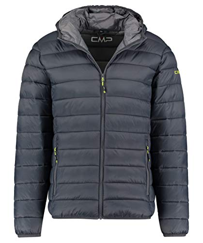 piumino 100 grammi uomo invernale CMP Recycled Flock Packable 38Z2537