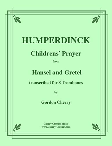 Children's Prayer from