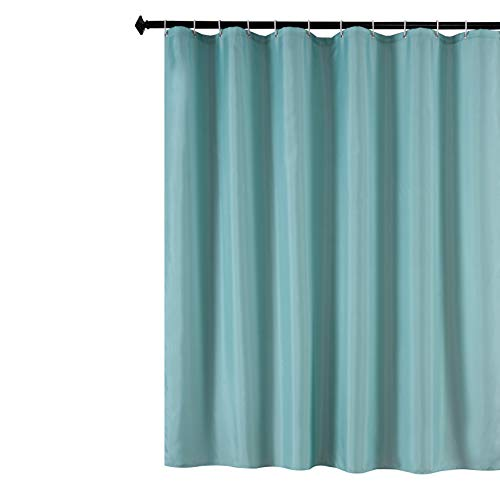 Biscaynebay Fabric Shower Curtain Liners Water Resistant...