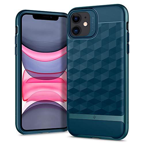 Caseology Parallax for Apple iPhone 11 Case (2019) - Aqua Green