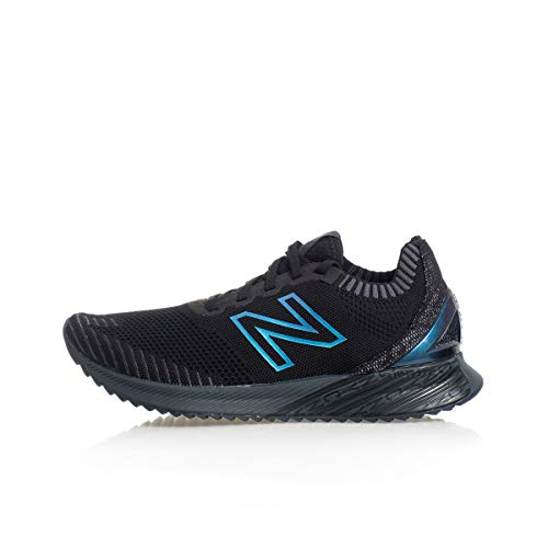 New Balance Men's FuelCell Echo NYC Running Shoe - Color: Black/Blue (Regular Width) - Size: 9.5