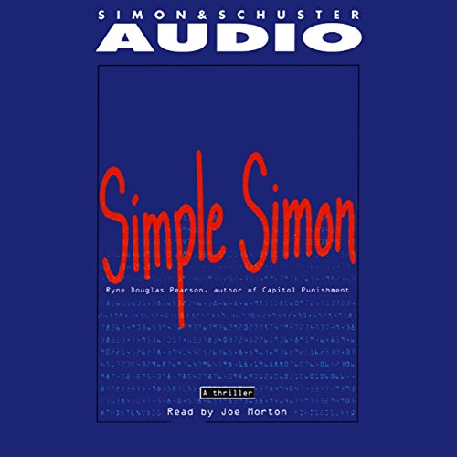 Simple Simon audiobook cover art
