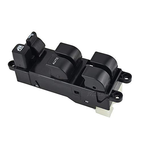 Botonera elevalunas Energía Eléctrica Ventana Interruptor principal Ajuste for Nissan Sunny en forma for el ajuste for el Navara de recogida en forma for el Bluebird B14 D22 D21 P11 D22F 25401-2M120