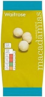 Macadamia Tostada Salada Waitrose Nueces 100G - Paquete de 6