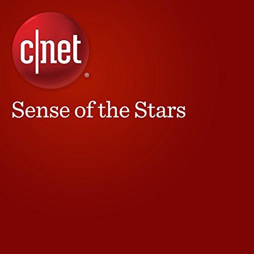 Sense of the Stars audiobook cover art