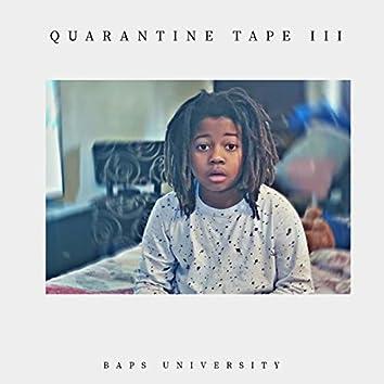 Quarantine Tape 3