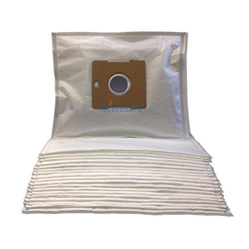 Microsafe® - 20 Microflies Staubsaugerbeutel passend für Progress PC3716 PC 3716 3716T