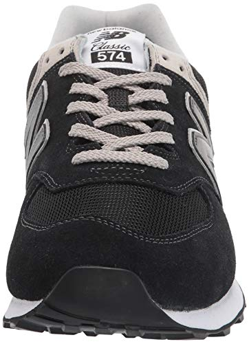 New Balance 574 Core, Zapatillas Hombre, EGK Negro, 38 EU