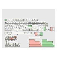 カスタムキーキャップ CELCECAPS PBTキーキャップ桜のプロファイルのための昇華機械キーボードのキーキャップのレトロな色のマッチング158のキー keycapアニメヤオネー GaYouny (Colore : Egypt Keycaps)