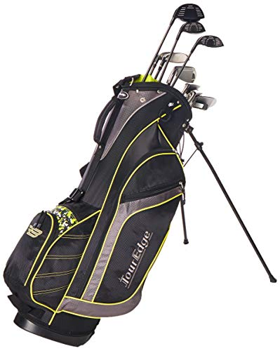 Tour Edge Golf Bazooka Steel Box Full Golf Club Set