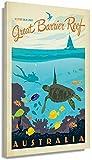 JRLDMD Poster & Kunstdrucke Australien Great Barrier Coral