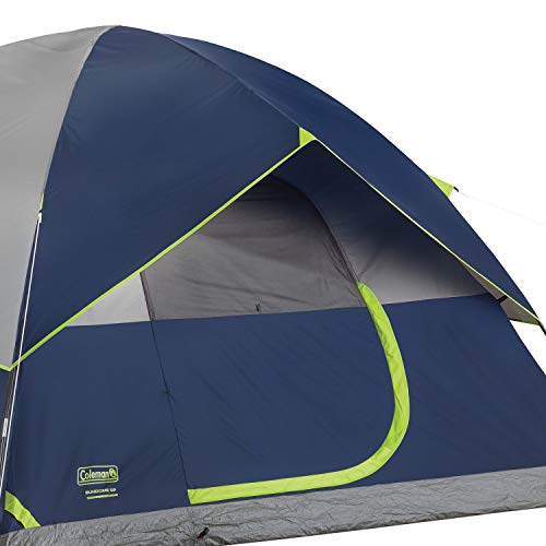 412at7U1pJL - Coleman 4-Person Dome Tent for Camping | Sundome Tent with Easy Setup