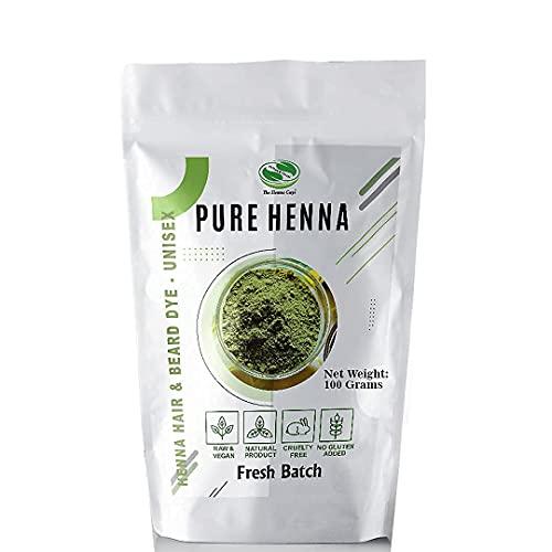 Henna Hair & Beard Dye - 100% Natural & Chemical Free - The Henna Guys...