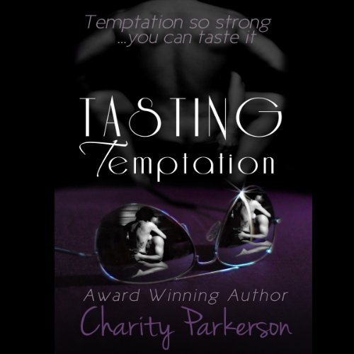 Tasting Temptation audiobook cover art