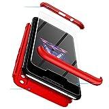 Robinsoni Cover per Samsung Galaxy A60 Cover Silicone Samsung Galaxy A60 PC Case + Pellico...