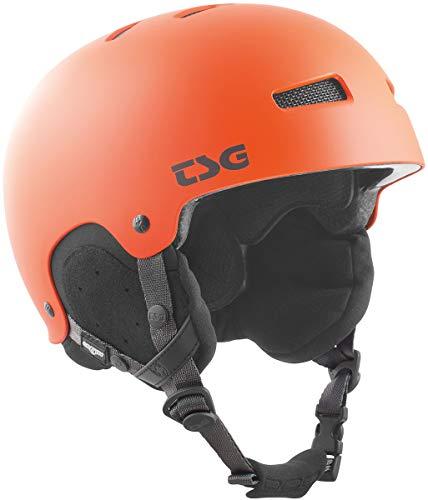 CAGO Sonstige Herren Gravity Helm Snowboardhelm, orange, grau, schwarz, S/M EU