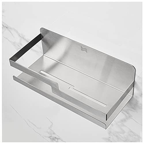 MW® Mensola doccia senza foratura   Adesivo   100% acciaio inossidabile   Portaspezie   Porta spugne   Scaffale bagno   portaoggetti da doccia   Accessori bagno   Cestini bagno
