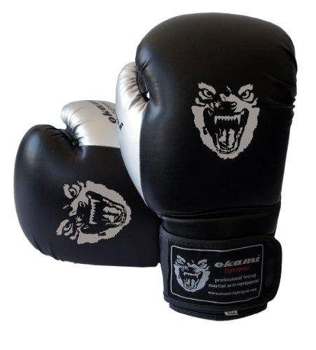 OKAMI Fightgear DX Boxhandschuhe 10 Oz