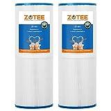 ZOTEE PRB50-In Spa Filter Replaces C-4950,Guardian 413-212-02,Filbur Fc-2390,03Fil1600,17-2380,Jacuzzi J200 Series Filter,Cal Spa Hot Tub Filter,2 Pack