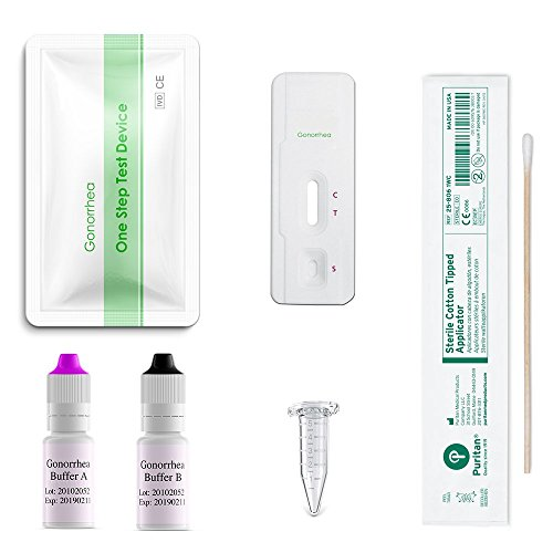 Gonorrhoe Test Kit für Zuhause
