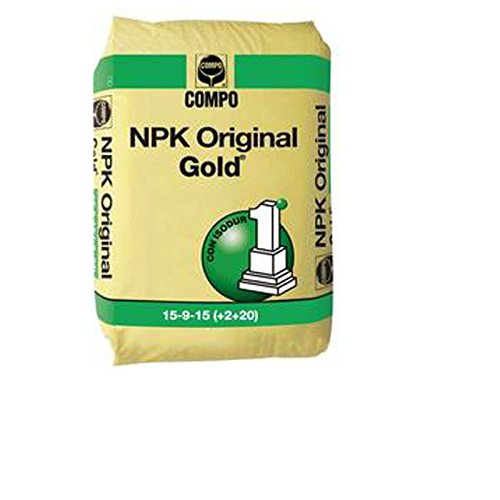 Concime original gold azotato lenta cessione npk 15-9-15 25kg