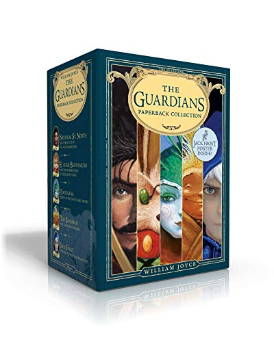 The Guardians Paperback Collection (W.T.): Nicholas St. North and the Battle of...