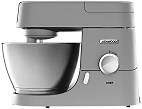 Kenwood Chef, Stand Mixer 4.6L, Kitchen Machine, KVC3100S, Silver
