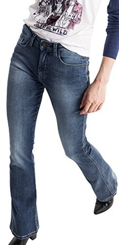 H.I.S Jeans Dames Boot-Cut Jeans Sunny